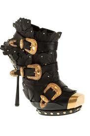 Alexander McQueen shoes