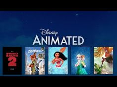 Upcoming Disney Animated Movies List Of Titles And Release Dates