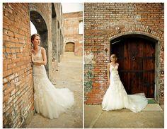 0006mckinney cotton mill bridal session