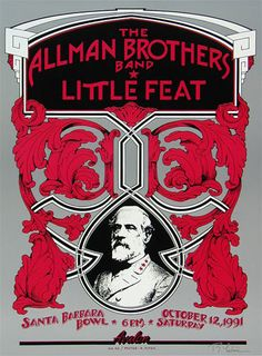 Allman Brothers Band / Little Feat, going for New Years, House of Blues New Orleans