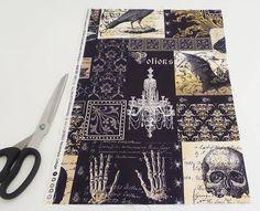 Wow! New fabric for new creations. Dark? Gothic? Beautiful!  #brunellabi #handmade #plannerpouch #pencilbag #zipperpouch #pencase #planner #plannerlove #planneraddict #plannergirl #plannercommunity #colourcrush #filofax #kikkik #happyplanner #heidiswapp #dokibook by brunella_bi