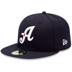 Reno Aces Authentic Home Fitted Cap - MLB.com Shop