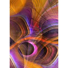 Object Lesson - By John Robert Beck  This art was created in 2011. Object Lesson is an abstract. The art is actually made up of 4 different fractals, all working together to product an interesting effect. $3.00