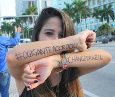Facebook y los movimientos estudiantiles, líderes de las protestas en Brasil