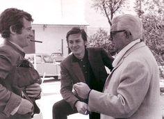 ...Jean Gabin, Alain Delon, Jean-Paul Belmondo = the Boss of french cinema !...