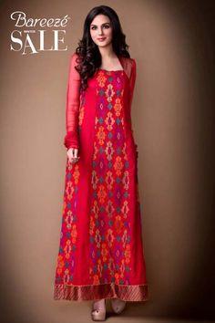 une robe rouge