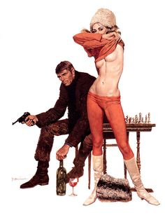 Robert McGinnis: 33 Best Book Covers, Illustrations And Movie Posters From A Pulp Icon Robert Mcginnis, Arte Do Pulp Fiction, Pulp Fiction Book, Character Art, Character Design, Fallen Book, Best Book Covers, Comic Kunst, Arte Pop