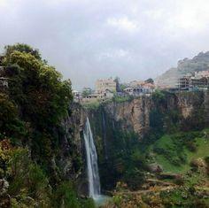 Jezzine waterfall - Lebanon