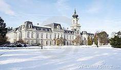 Festetics Castle in the Winter