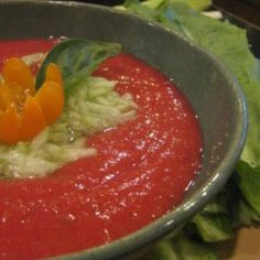 Hearty Tomato Soup Recipe | Home of The 80/10/10 Diet by Dr. Douglas Graham, Low-Fat Vegan Raw Food Health, Fitness, and Sports Performance