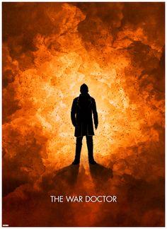 The War Doctor byMatt Ferguson