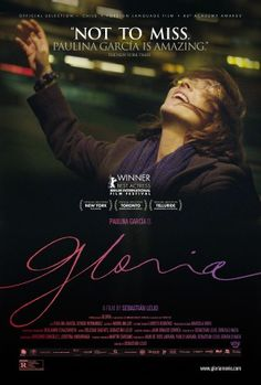 GLORIA Movie in theaters Feb 7th. http://quemeanswhat.com/gloria-movie-review/