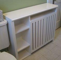 Ideas radiator Panel furniture shelves storage practice