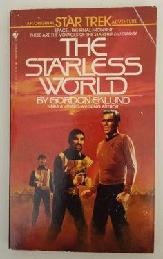 Star Trek: The Starless World -- Gordon Eklund