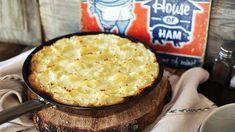 Szuper szaftos barna sörös pásztorpite | Street Kitchen Ham, Camembert Cheese, Mashed Potatoes, Macaroni And Cheese, Sweet Home, Menu, Cooking, Ethnic Recipes, Food