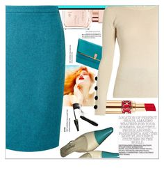 """""""Turquoise Toes"""" by paperdollsq ❤ liked on Polyvore featuring Maison Francis Kurkdjian, Pure Collection, Chanel, Yves Saint Laurent, Henri Bendel, See by Chloé and Lancôme"""