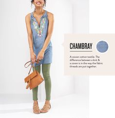 Breathable summer fabrics