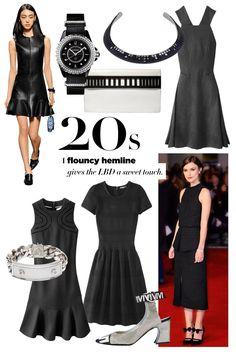 Chanel Fine Jewelry watch, price upon request, 800-550-005; Atelier Swaorvski by Viktor & Rolf necklace, $1,180, ronrobinson.com; Vince clutch, $495, shopBAZAAR.com; Adeam dress, $1,350, shopBAZAAR.com; Ann Dexter-Jones bracelet, $3,900, Barney's New York, 888-8-BARNEYS; Diane von Furstenberg dress, $468, 646-486-4800; Louis Vuitton pumps, $2,160, 866-VUITTON.   - HarpersBAZAAR.com