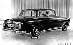 1956 Design model for a possible Mercedes-Benz W 122 model series by Karl Wilfert 800 x 496 ( Mercedes Benz Germany, Mercedes Benz Forum, Old Mercedes, Mercedes Benz Maybach, Classic Mercedes, Benz Smart, Daimler Benz, Cars, Beetles
