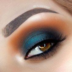Atrévete a jugar con colores #Makeup #Maquillaje #Eyes #ojos