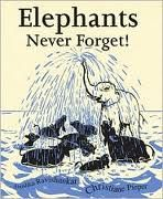 A great list of books that feature Asian elephants- perfect to pair with the Asian elephant craft at the bottom of the post!