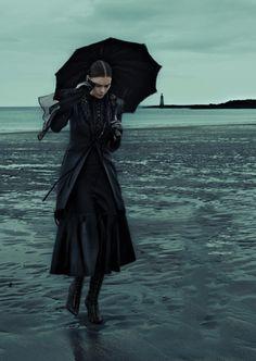Neo Romantik Kim Noorda by Carl Bengtsson Elle Germany, 2015