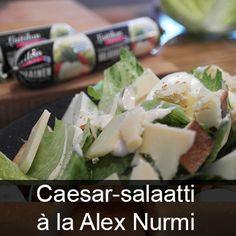 Ceasarsalaatti Laitilan Proegg Valkuainen Ethnic Recipes, Food, Essen, Meals, Yemek, Eten