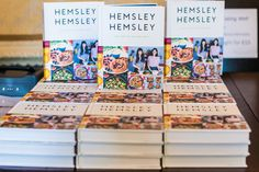 Our new favourite recipe book, 'The Art of Eating Well' by the gorgeous Hemsley sisters, Melissa and Jasmine. Buy it now and try the delicious Paradise Bars - you'll be in heaven!