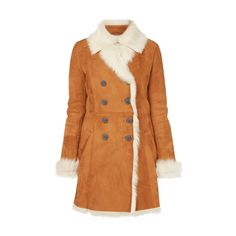 #Boss #Orange #Damen #Cabanjacke aus #Lammfell - Damen Cabanjacke von BOSS…