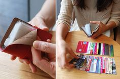 The *Colorful Mini Card Book v2* is a cute and elegant mini size card book! This card book contains a total of 30 PVC pockets. You can put your business cards, debit cards, credits cards and so much more! 3 index cards are also included to help yo...