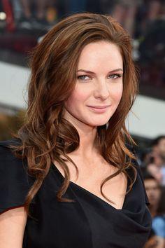 Rebecca Ferguson Geboren: 19 oktober 1983 (32 jaar), Stockholm, Zweden  Mission: Impossible - Rogue Nation
