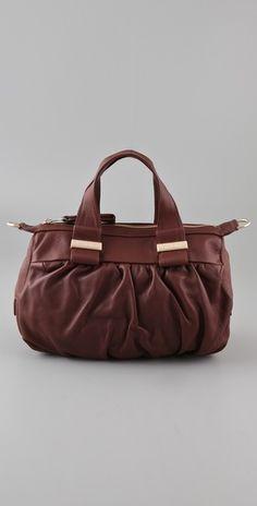 chloe satchel in mocha