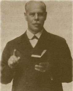 Smith Wigglesworth one of the great men of faith. Walk the walk before you talk the talk. He did both.