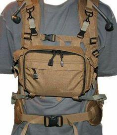 Eberlestock Multi Pouch Harness Straps