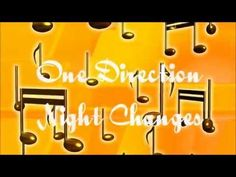 One Direction - Night Changes Lyrics Video