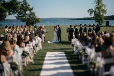 Caitlin+Lincoln's Skaneateles Country Club Wedding