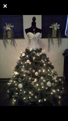 making a fir dress christmas pinterest vidrieras. Black Bedroom Furniture Sets. Home Design Ideas
