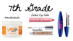 """""""7th grade makeup"""" by allidiva on Polyvore"""