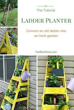 Got an old ladder? U