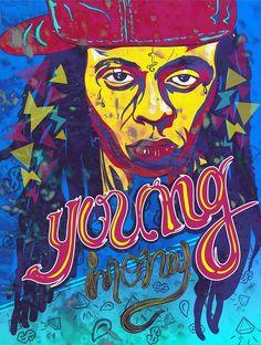 Lil Wayne Poster
