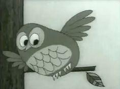 Mainos-TV -pöllö (Peppe Nyströmin suunnittelema)
