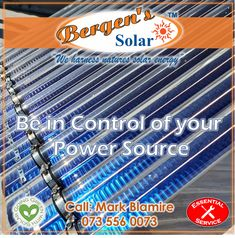 Your decision to convert to Solar is the first step to being in control of your Power Source. We are in your area and only one call away. Bergens Solar is Covid Compliant.  #poweredbysolar #solarpower #powersource #bergens #solar #solarsolution #solarrepairs #solarmaintenance #essentialservice #southafrica #solargeyser #tracingwires #power #bergenssolar #gogreen #weharnessnaturessolarenergy #covid19 #lockdown  Call Mark for a Quote Phone: 073 556 0073 Email: mark@bergens.co.za