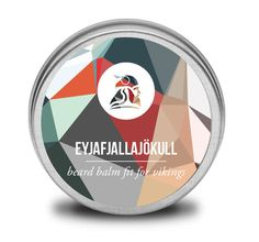 This beard balm is named after the infamous glacier Eyjafjallajökull, that everyone loves to pronounce. The balm is simply Christmas in a tin, great mix of pine and cinnamon with just a hint of sweet orange. Very relaxing and comforting smell. Argan Oil, Jojoba Oil, Vikings, Beard Wax, Nut Allergies, Sweet Almond Oil, Grow Hair, Natural Oils, Shea Butter