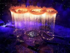 Opening Olympic Games 2012 in London