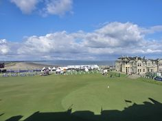 View from St Andrews Golf Club