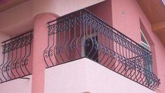 S.C. FLY - FOX S.R.L. - Modele balustrade, scari si balcoane din fier forjat - Model: 77BSB208 - Confecţionăm la comandă porţi, garduri, balustrade, scări. Societatea noastă stă la dispoziţia micilor întreprinzători sau a revânzătorilor prin fabricarea de elemente din Fier Forjat sau amprentarea de ...
