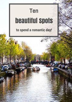 Travel Realizations, ten romantic spots