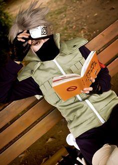 K-Kakashi-sensei -/////- shared by Loveless~ on We Heart It Naruto Gaara, Kakashi Sensei, Naruto Shippuden, Boboiboy Anime, Anime Comics, Ninja, Naruto Cosplay, Anime Cosplay, Love Songs For Him