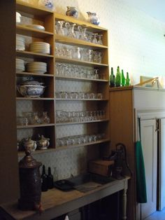 Dundurn Castle - Hamilton, ON. Places Ive Been, Bookcase, Shelves, Ontario, Hamilton, Castle, Canada, Inspiration, Home Decor