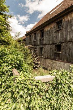 Alte Brückenmühle 💚 #heimatharz #harzliebe #harzmomente #lostplace